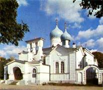 Church of St. Varlaam of Khutyn