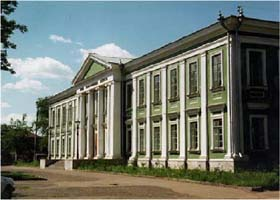 The city of orenburg, founded in 1743, is the administrative centre of